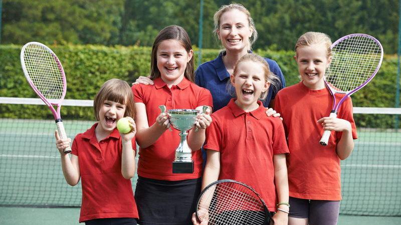 הטניסאי בעידן המודרני