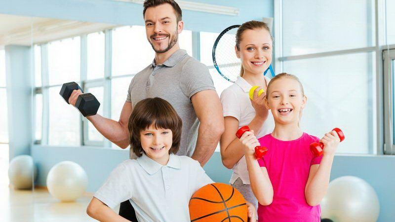 הורים לספורטאים