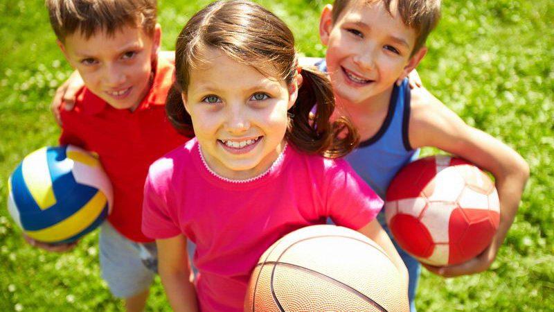 האם הילד כישרון בספורט